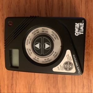 Other - Metronome NEVER USED